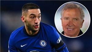 Hakim Ziyech bị chỉ trích vì 'giả vờ trượt chân' nhìn Chelsea thủng lưới