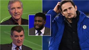 Chelsea 1-3 Man City: 'Lampard nên nghĩ đến việc bị sa thải là vừa'