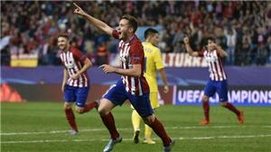 Video clip bàn thắng trận Granada vs Atletico Madrid