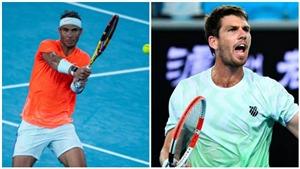 Kết quả Australian Open hôm nay. Nadal thắng dễ Norrie, Medvedev vất vả đi tiếp
