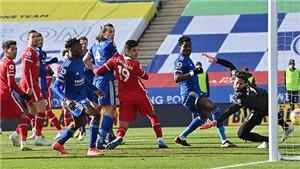 Leicester 3-1 Liverpool: Thua 3 trận liên tiếp, The Kop đã giương cờ trắng