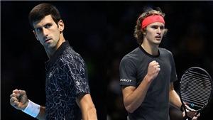 Lịch thi đấu Australian Open hôm nay. Djokovic đại chiến Zverev, Serena so tài Halep. TTTV