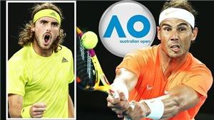 Kết quả Australian Open hôm nay: Nadal bất ngờ bị loại, Medvedev vào bán kết