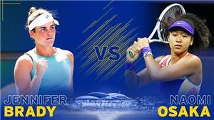 Link xem trực tiếp Brady vs Osaka. Trực tiếp chung kết đơn nữ Australian Open 2021
