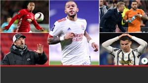 'Hàng hot' Memphis Depay: Trở lại MU, thay thế Messi, hay kế tục Ronaldo?