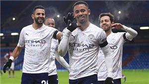 Bảng xếp hạng Ngoại hạng Anh: Man City vững ngôi đầu, MU bám sát, Liverpool hụt hơi