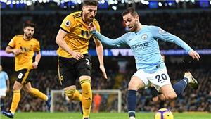 Kết quả bóng đá 2/3, sáng 3/3. Man City đại thắng  Wolves, Juventus dạo chơi trước Spezia