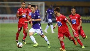 Kết quả bóng đá hôm nay: Hà Nội thắng trận đầu tiên, Đà Nẵng lên đầu bảng