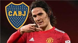 Tin bóng đá MU 19/3: Boca Junior dọn chỗ đón Cavani, MU báo giá Jesse Lingard