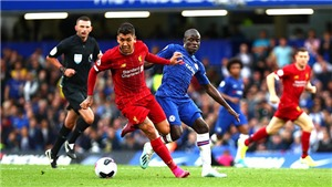 Video clip bàn thắng trận Liverpool vs Chelsea
