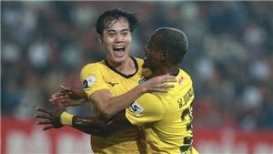 Kết quả bóng đá 12/4, sáng 13/4. HAGL thắng Nam Định kịch tính. SLNA đánh bại Bình Dương
