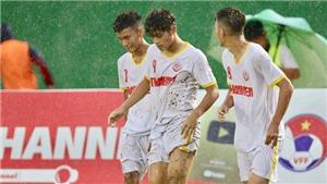 Kết quả bóng đá hôm nay. U19 PVF hẹn U19 Học viện Nutifood ở chung kết