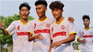 Link xem trực tiếp U19 SLNA vs U19 Học viện Nutifood. VFF Channel trực tiếp bán kết U19 quốc gia