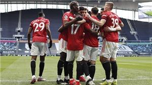 Kết quả bóng đá hôm nay. MU thắng nhẹ Granada. Arsenal đè bẹp Slavia Praha