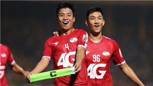 Lịch thi đấu bóng đá hôm nay. Trực tiếp Viettel vs Quảng Ninh. BĐTV, BĐTV HD