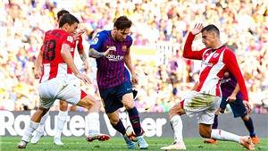 Link xem trực tiếp Bilbao vs Barcelona. Trực tiếp bóng đá chung kết Cúp Nhà vua Tây Ban Nha