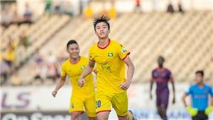 Kết quả bóng đá hôm nay. SLNA thất thủ sân nhà. Thanh Hóa giành 3 điểm ở Bình Định