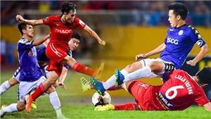Lịch thi đấu bóng đá hôm nay. Trực tiếp HAGL vs Hà Nội. VTV6. BĐTV