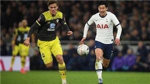 Kết quả bóng đá 21/4, sáng 22/4.  Tottenham, Man City vất vả, Milan thua đau, Real Madrid đại thắng