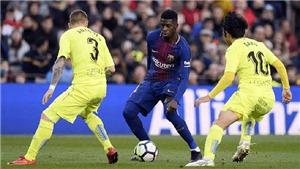Link xem trực tiếp Barcelona vs Getafe. BĐTV trực tiếp bóng đá Tây Ban Nha La Liga