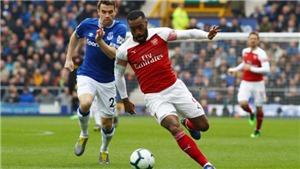 Kết quả bóng đá 23/4, sáng 24/4. Thua đau Everton, Arsenal tan mộng Top 5