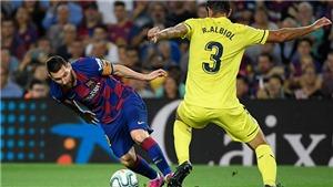 Link xem trực tiếp Villarreal vs Barcelona. BĐTV trực tiếp bóng đá Tây Ban Nha La Liga