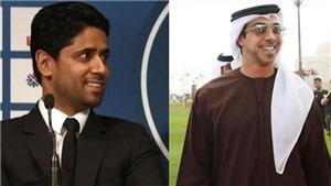 Trực tiếp bóng đá PSG vs Man City: Ông chủ Ả rập nào giàu hơn?