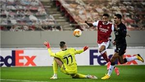 Video clip bàn thắng trận Villarreal vs Arsenal