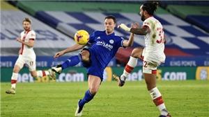 Kết quả bóng đá 30/4, sáng 1/5. Leicester hòa thất vọng Southampton
