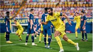 Villarreal 2-1 Arsenal: Thua trận và mất trụ cột, Pháo thủ đối mặt nguy cơ bị loại