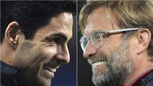 Liverpool thắng đậm Arsenal: Klopp và Arteta nói gì?