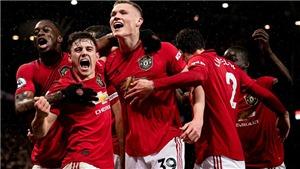 Video clip bàn thắng trận MU vs Brighton