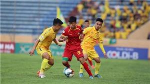 Cập nhật trực tiếp bóng đá LS V-League: Nam Định vs SLNA