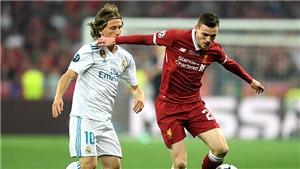Kết quả bóng đá 6/4, sáng 7/4. Kết quả Real Madrid vs Liverpool, Man City vs Dortmund