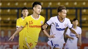 Link xem trực tiếp U19 Hà Nội vs U19 SLNA. VFF Channel trực tiếp tứ kết U19 quốc gia