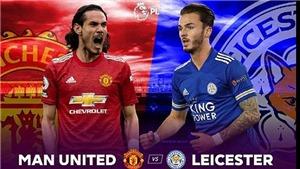 Kết quả bóng đá 11/5, sáng 12/5: MU thua Leicester, Man City  sớm vô địch Ngoại hạng Anh