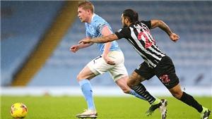 Kết quả bóng đá 14/5, sáng 15/5. Mưa bàn thắng, Man City đánh bại Newcastle đầy kịch tính