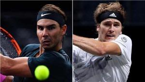 Kết quả tennis 14/5, sáng 15/5: Nadal phục thù Zverev, Djokovic đang gặp bất lợi
