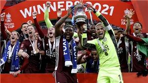 Kết quả bóng đá 15/5, sáng 16/5: Leicester hạ Chelsea đoạt cúp FA, Juventus đả bại Inter Milan