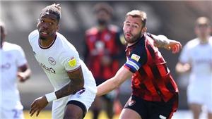 Lịch thi đấu bóng đá hôm nay: Bournemouth vs Brentford, Barnsley vs Swansea. BĐTV, BĐTV HD