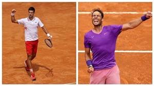 Trực tiếp Djokovic vs Nadal: 5 cuộc đối đầu đáng nhớ nhất