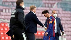 Barcelona 1-2 Celta Vigo: Messi đã chơi trận cuối cùng ở Camp Nou?
