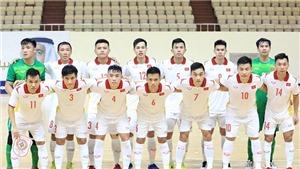 Việt Nam vào VCK Futsal World Cup: ĐTVN sẽ gặp những đối thủ nào ở VCK?