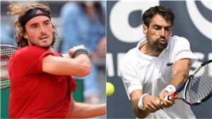 Kết quả Roland Garros hôm nay: Dominic Thiem thua sốc, Tsitsipas thẳng tiến