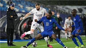 Kết quả bóng đá 5/5, sáng 6/5: Chelsea loại Real Madrid, gặp Man City ở chung kết cúp C1
