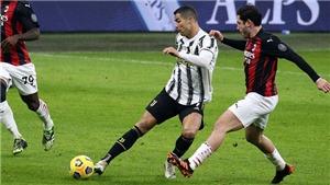 Video clip bàn thắng trận Juventus vs Milan