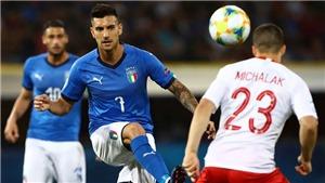 Tin EURO 11/6: Ý mất trụ cột ở trận gặp Thổ Nhĩ Kỳ. Maguire tập luyện trở lại