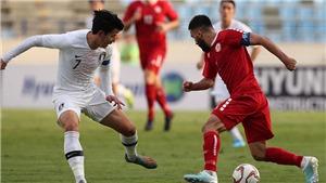 Lịch thi đấu, trực tiếp bóng đá vòng loại World Cup 2022 hôm nay: Lebanon vs Hàn Quốc