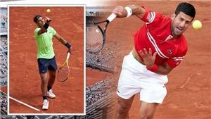Kết quả Roland Garros hôm nay: Djokovic loại Nadal, gặp Tsitsipas ở chung kết