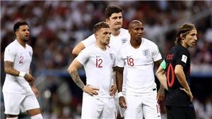 BIẾN TẤU CÙNG EURO: Anh vs Croatia, mặt trời của những người không ngủ